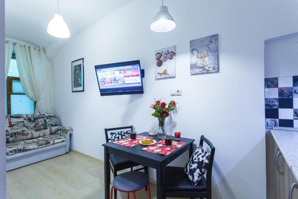 Apartment on Grazhdanskaya 8