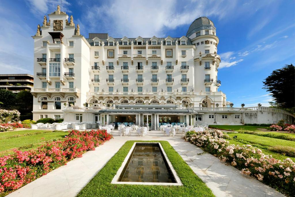 Eurostars Hotel Real Santander Book Your Hotel With