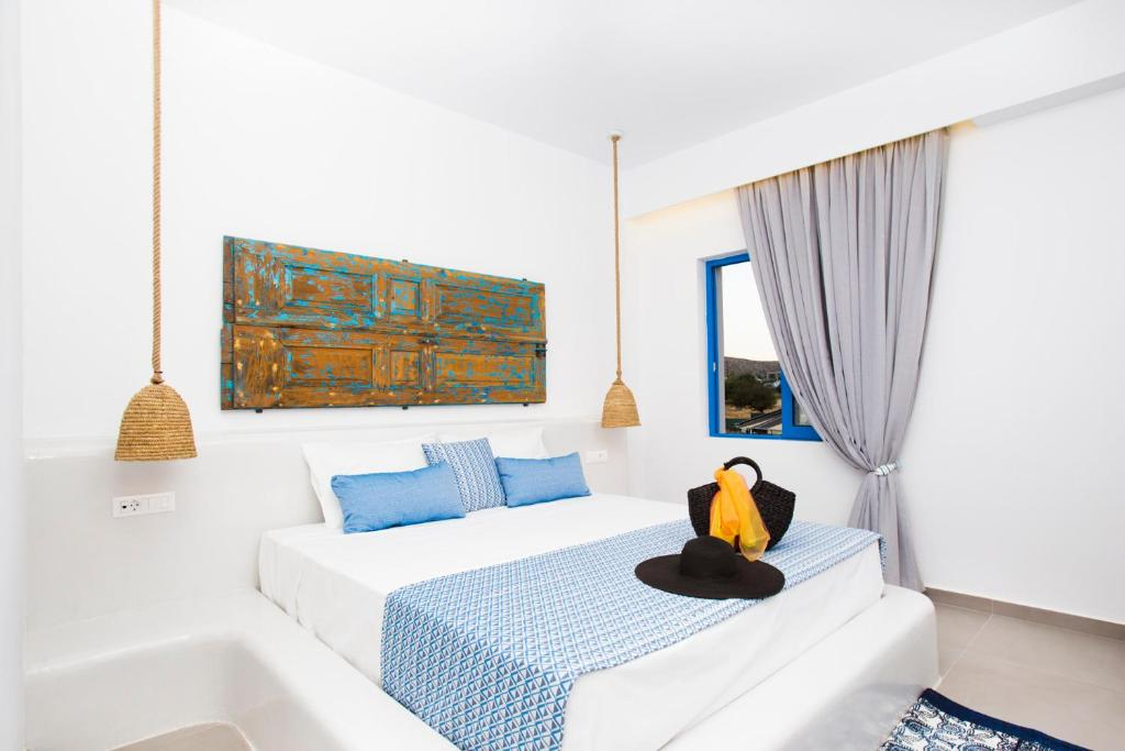 Double Room with Mountain View Lindos Portes Suites - Adults Only