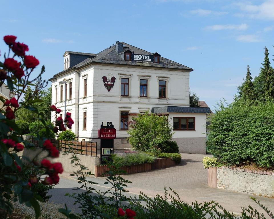 Hotels in Irbersdorf - Hotelbuchung in Irbersdorf - ViaMichelin