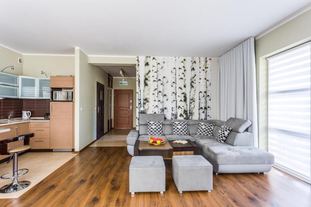 noclegi Mielno Apartament Przystań Mielno