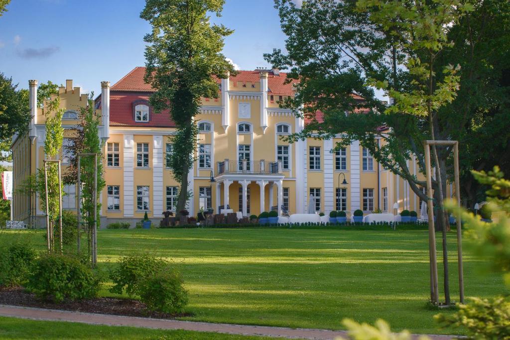 Noclegi Gdynia Relais Châteaux Hotel Quadrille