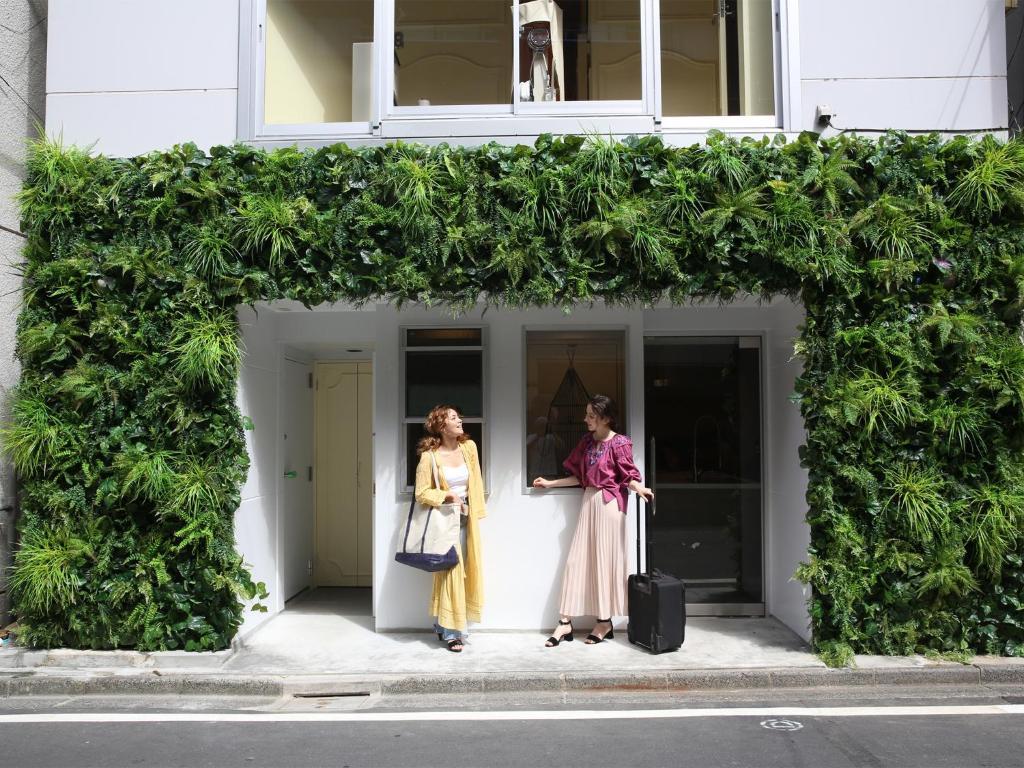 The Wardrobe Hostel Shibuya Roppongi