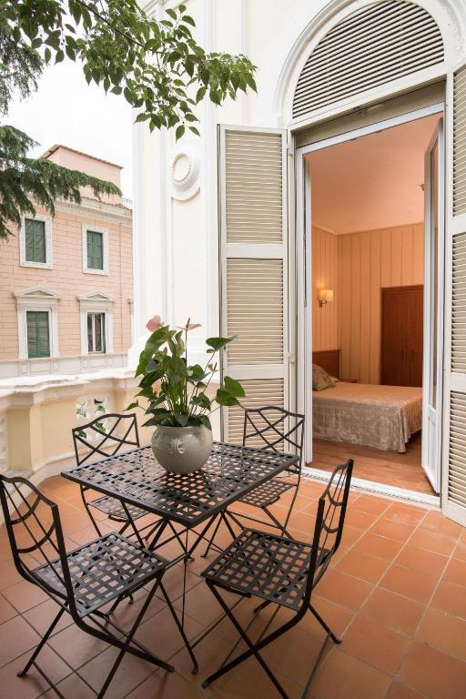 Hotel Villa Delle Rose Rome