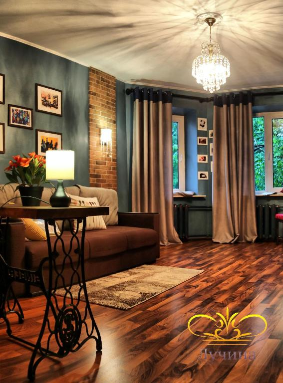 "Apartament ""Luchina"""