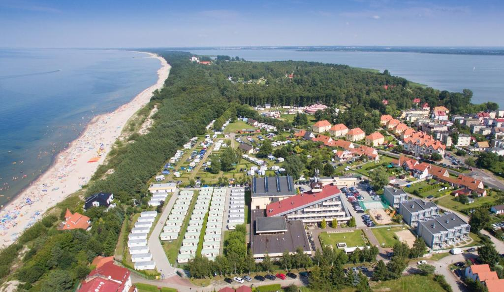 noclegi Mielno Domki Holenderskie Eden Resort & Spa