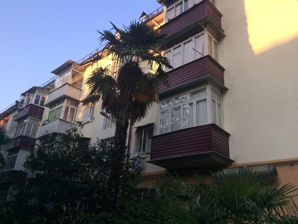Apartment on Tsvetnoy Boulevard 7