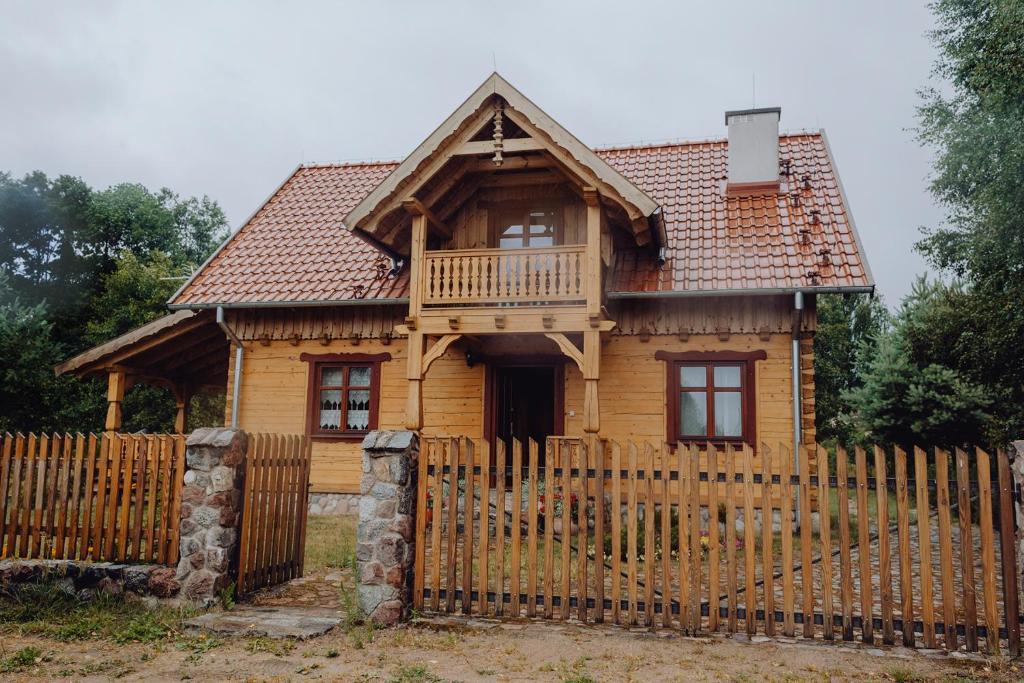 noclegi Węgorzewo Dar Kalu -Sosnowy Gaj