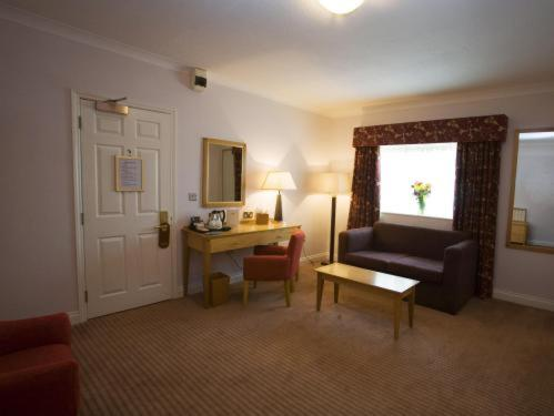 Executive Double Room Cisswood House