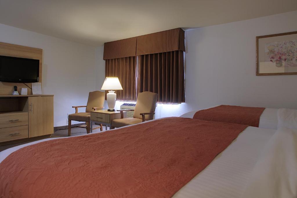 Aladdin Inn and Suites
