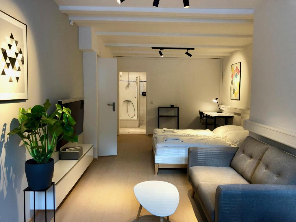 The Suites Alster Waterfront Family Apartments