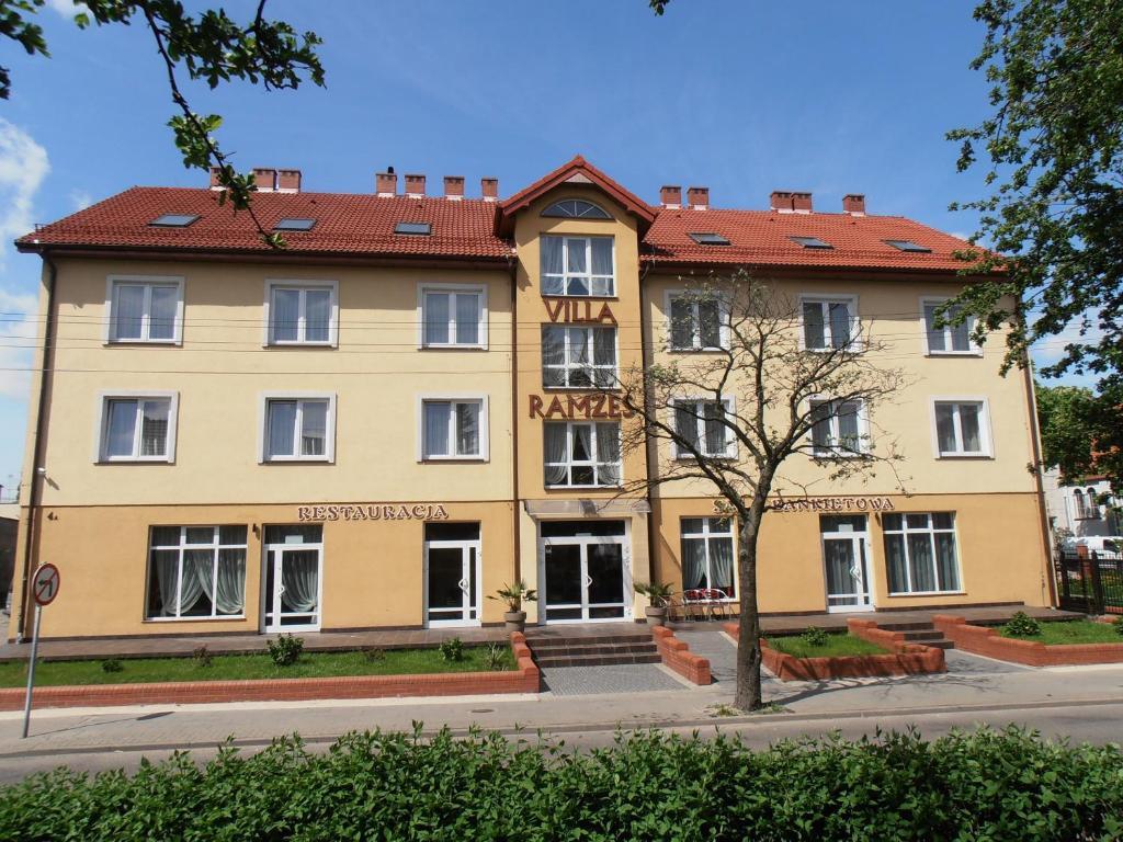 noclegi Gdańsk Villa Ramzes