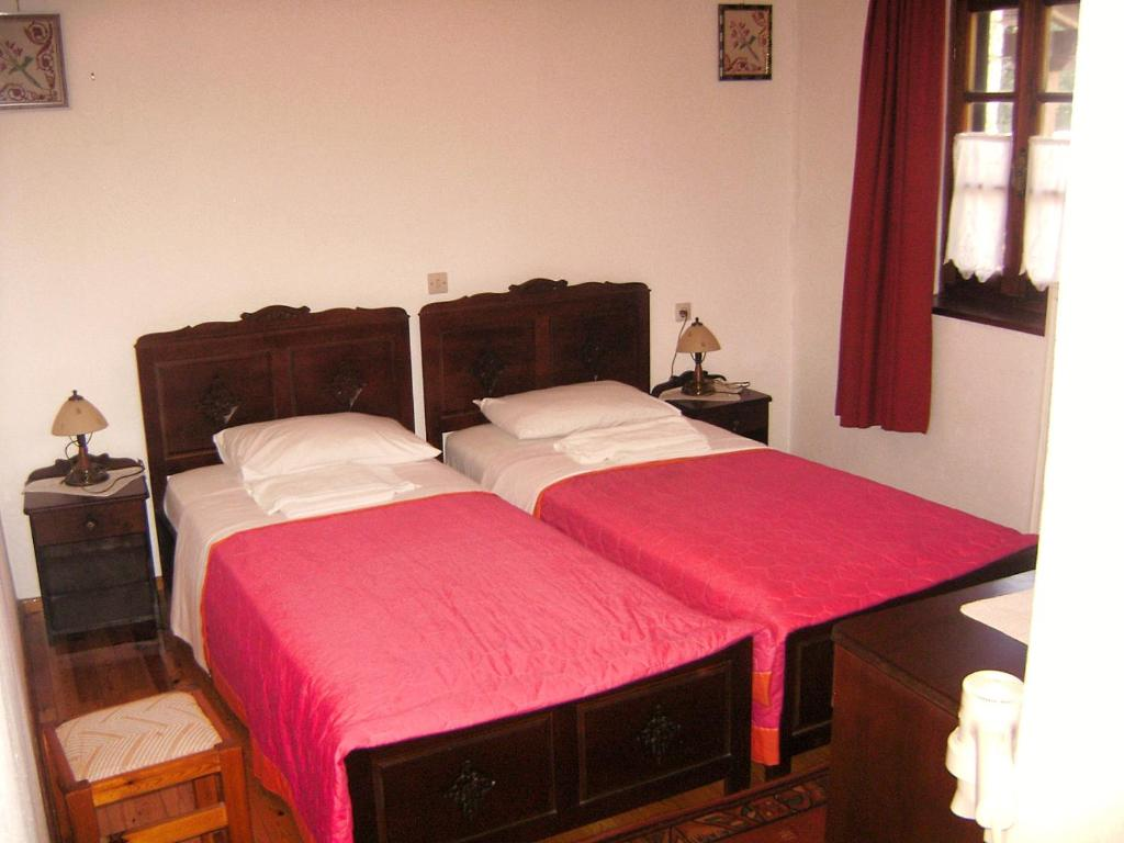 Double or Twin Room Aloni Guesthouse