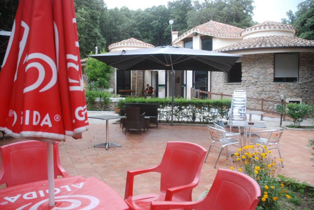Hotel Bosco Selene img42