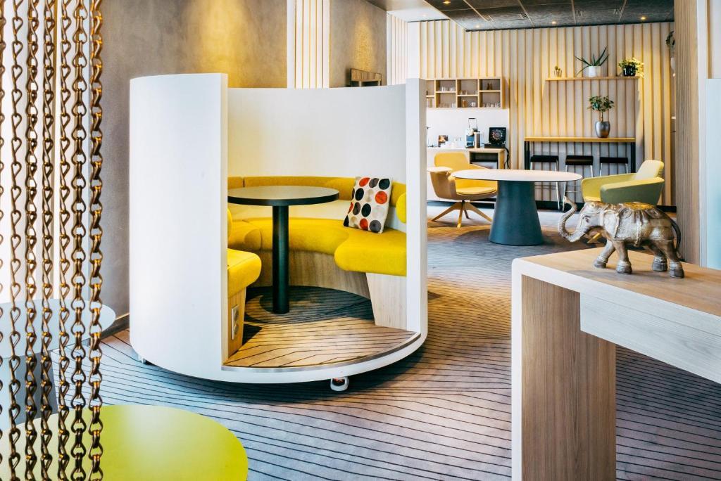 novotel paris coeur d 39 orly airport r servation gratuite sur viamichelin. Black Bedroom Furniture Sets. Home Design Ideas
