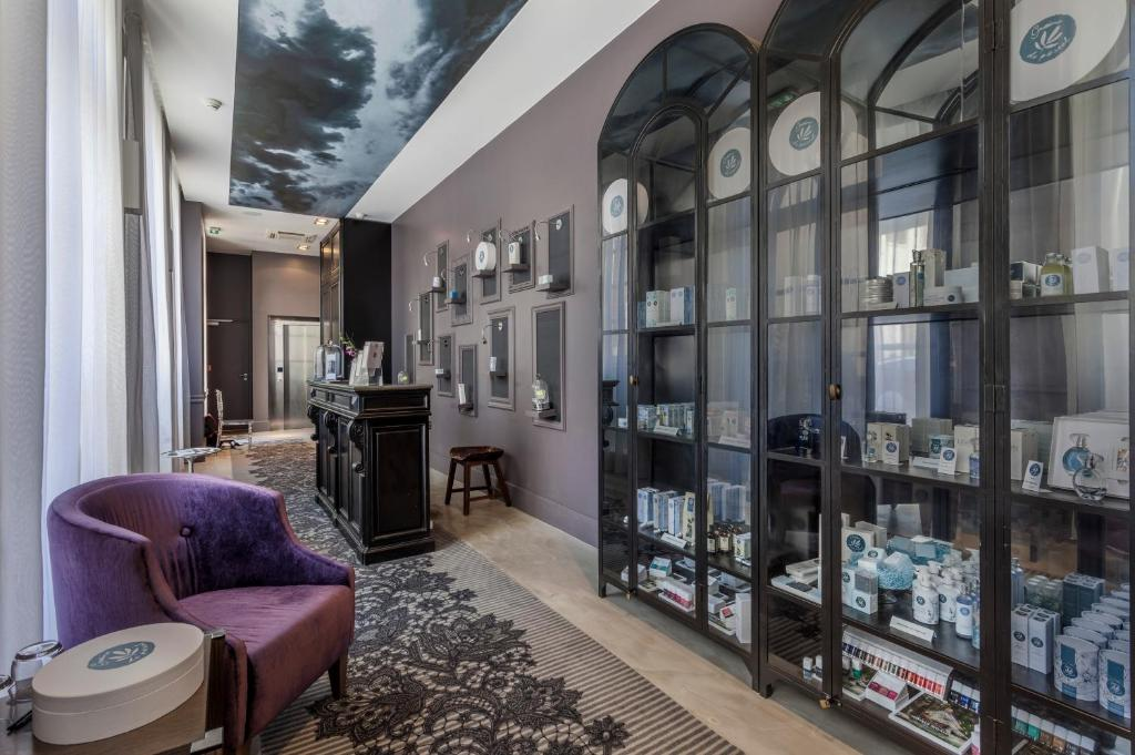 la cour des consuls hotel and spa toulouse mgallery by sofitel tolosa prenotazione on line. Black Bedroom Furniture Sets. Home Design Ideas