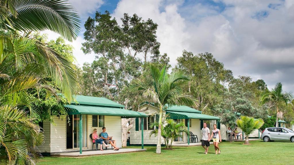 Glen Villa Resort Resort In Byron Bay Australia Wander