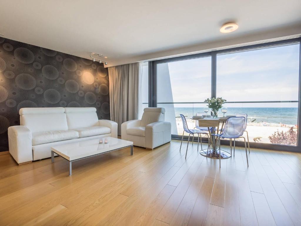 noclegi Kołobrzeg VacationClub - Marine Hotel***** Apartment 221