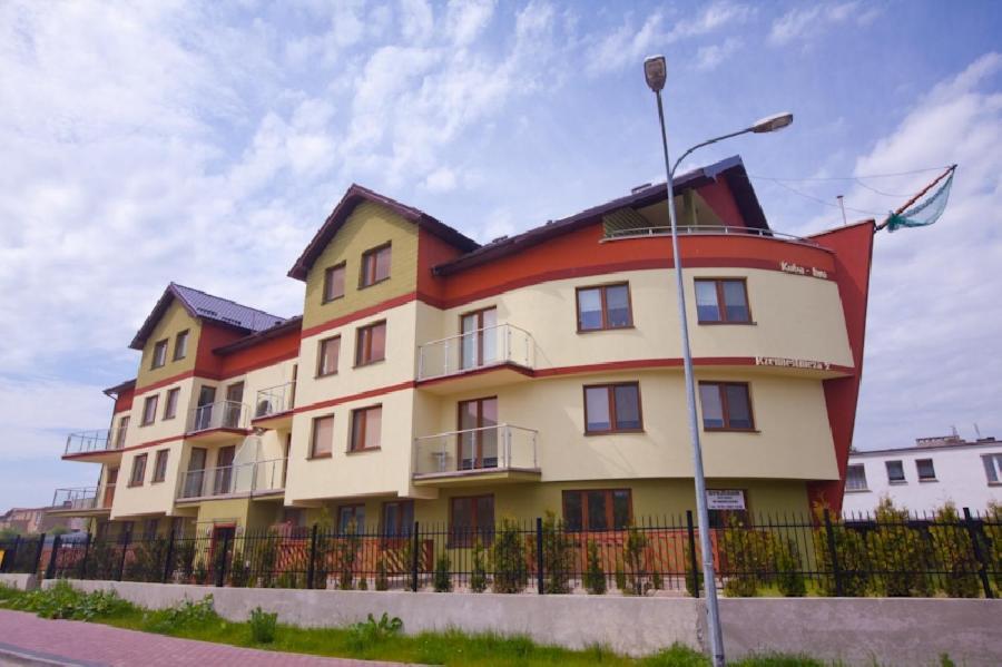 noclegi Władysławowo Apartamenty Apartinfo Rzemieślnicza