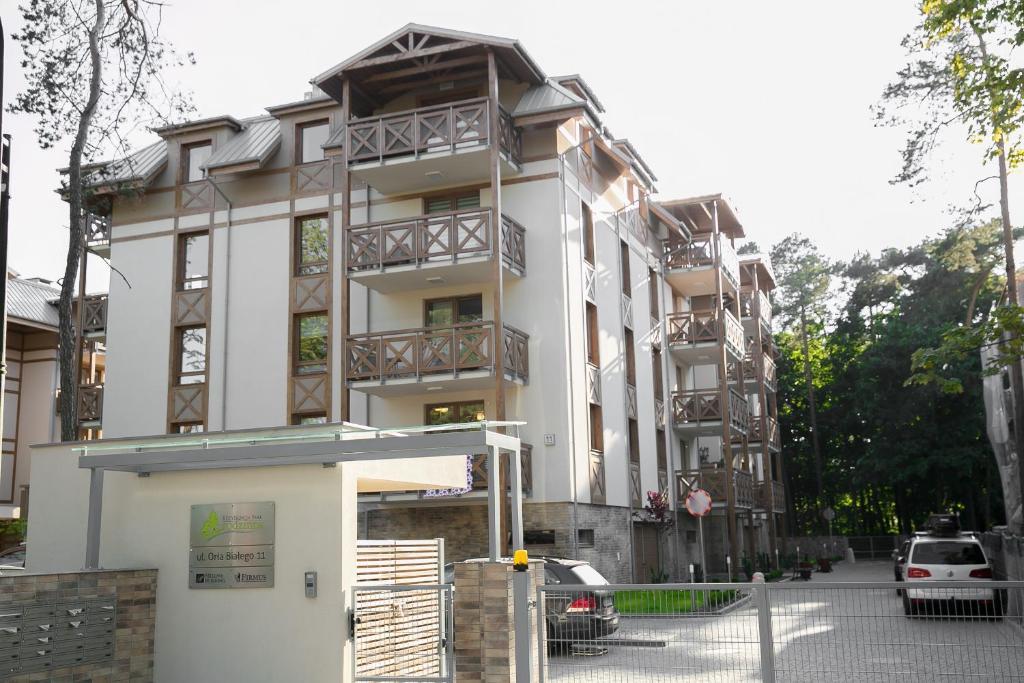 noclegi Mielno Apartament Mielno Park