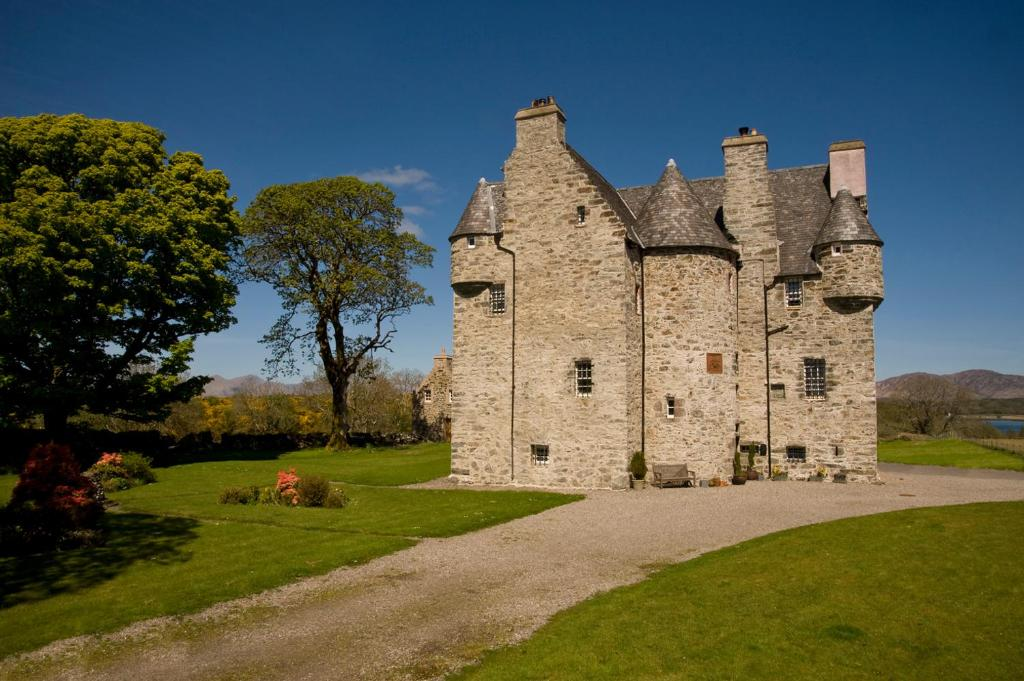 The Barcaldine Castle