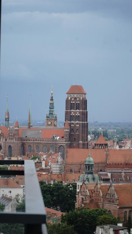 noclegi Gdańsk Apartment Chic