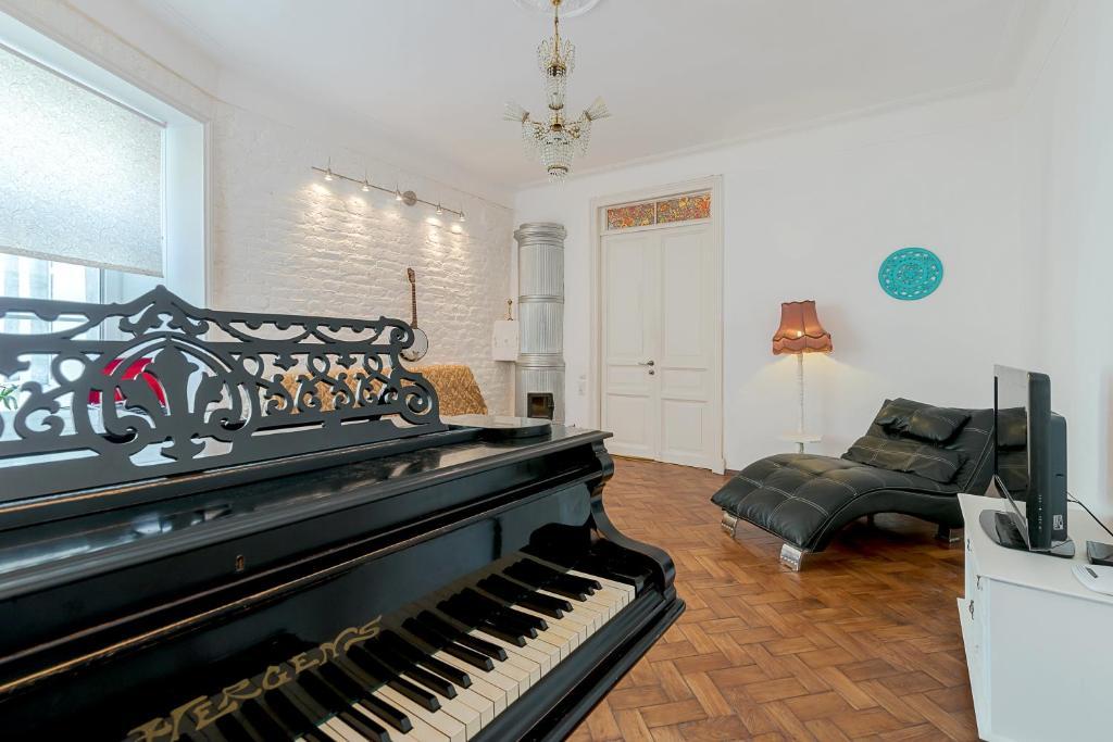 Apartment Grand Piano