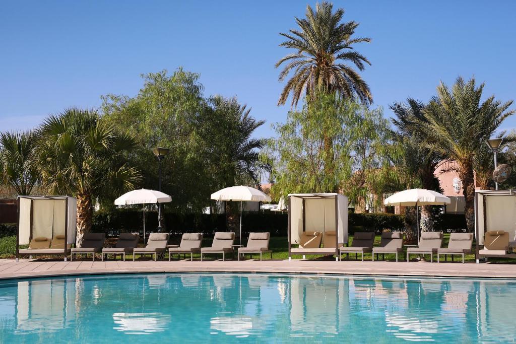 Kenzi Agdal Hotel Marrakech