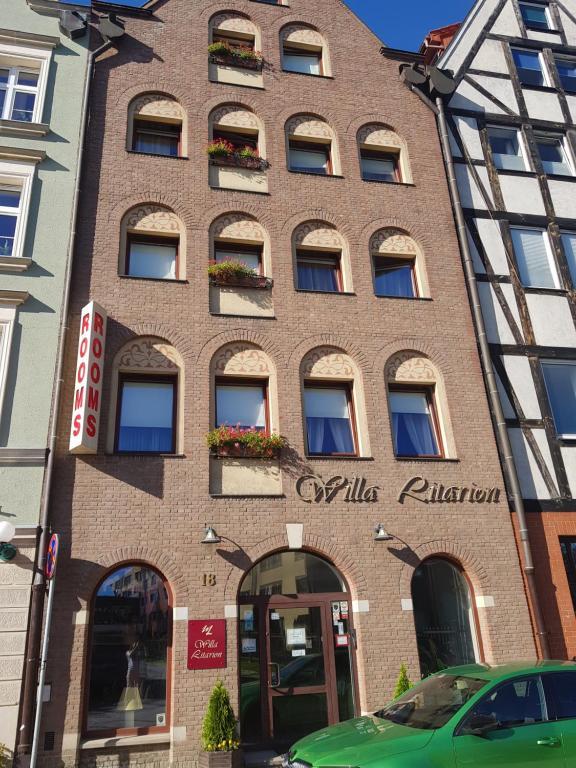 noclegi Gdańsk Willa Litarion Old Town