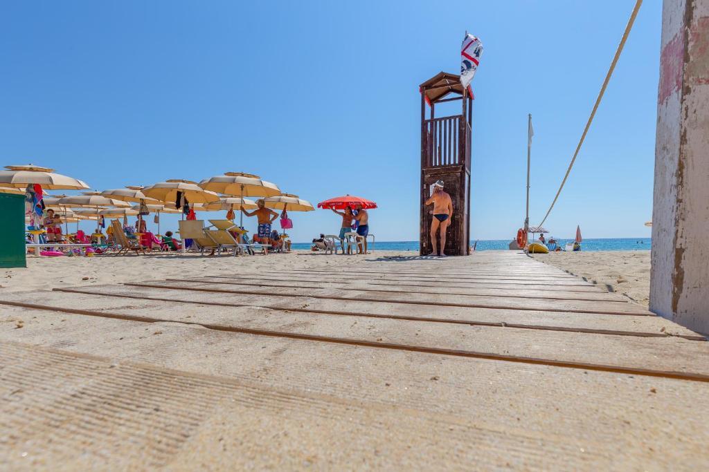 """""""SARDESIDENCE"""" Spiaggia Privata WiFi Parcheggio Riservato img19"""