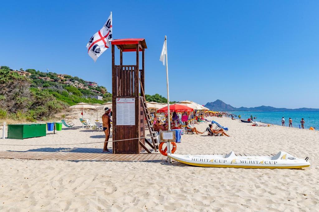 """""""SARDESIDENCE"""" Spiaggia Privata WiFi Parcheggio Riservato img21"""