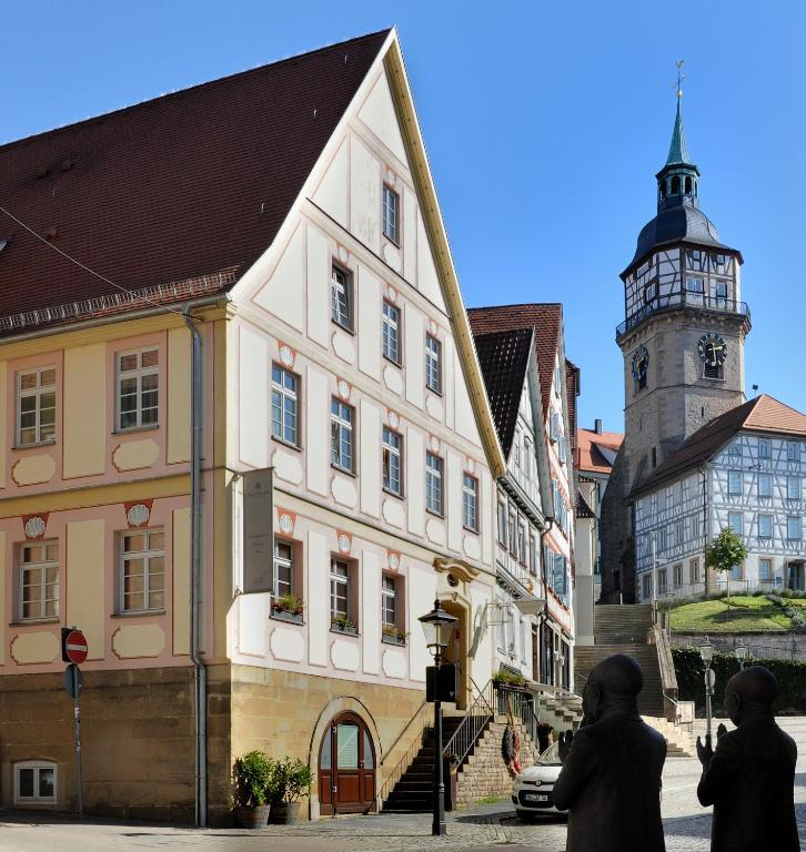 Hotels in Backnang - Hotelbuchung in Backnang - ViaMichelin