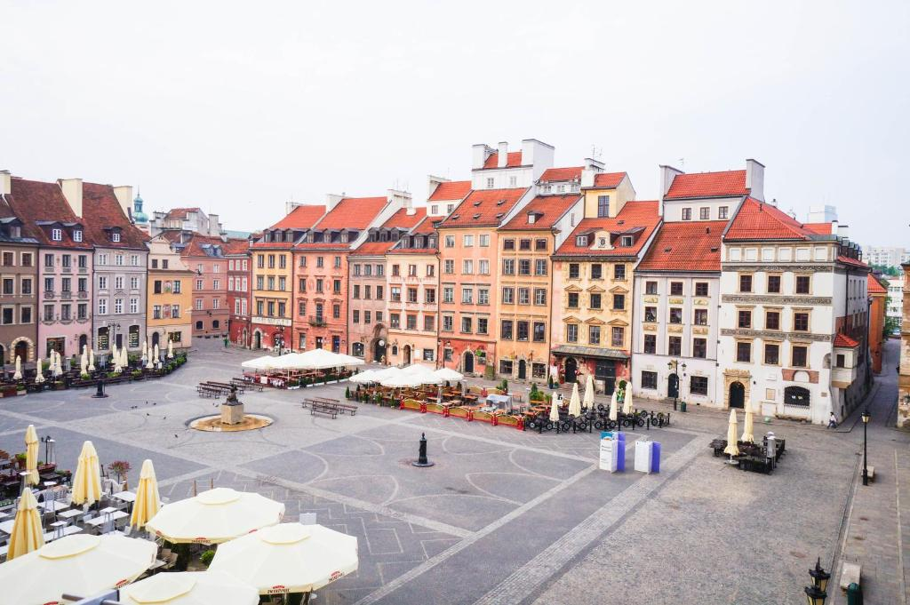 AAA Stay Apartments Old Town Warsaw II