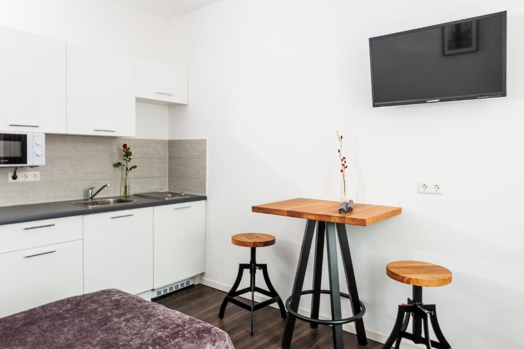 Apartment City Lenaustrasse | contactless check-in