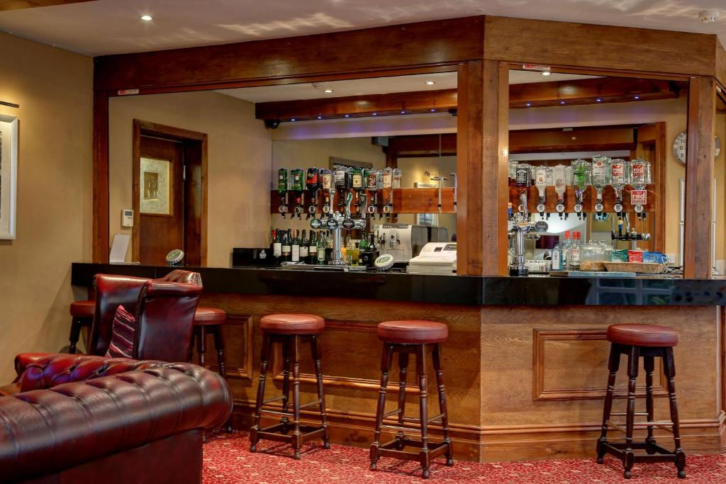 Best Western Old Mill Hotel And Leisure Club Ramsbottom