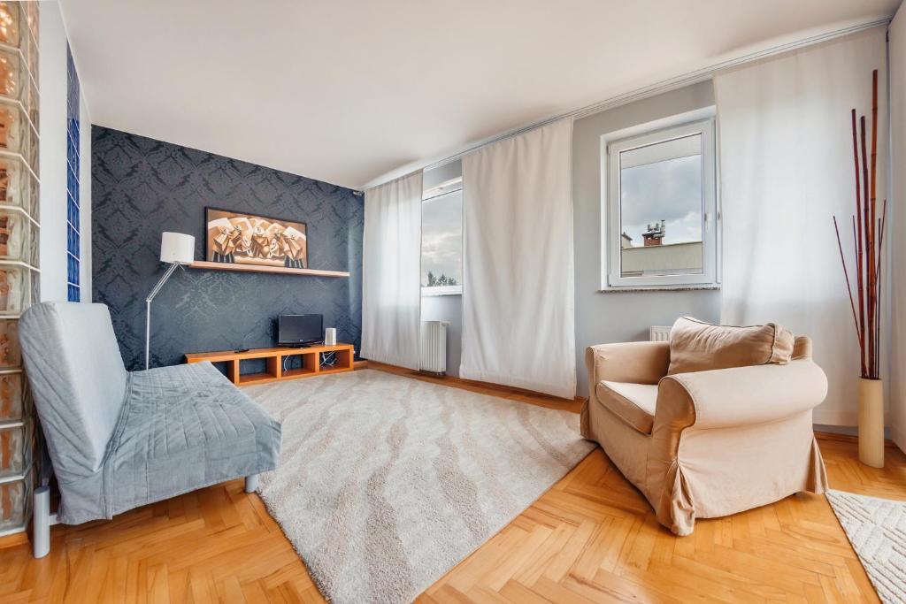 noclegi Gdynia Apartamenty Sun & Snow Gdynia Orłowo