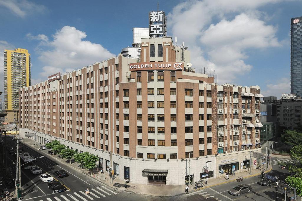 Golden Tulip Bund New Asia (The Former Jinjiang Metropolo Hotel Classiq Shanghai,Rock Bund)