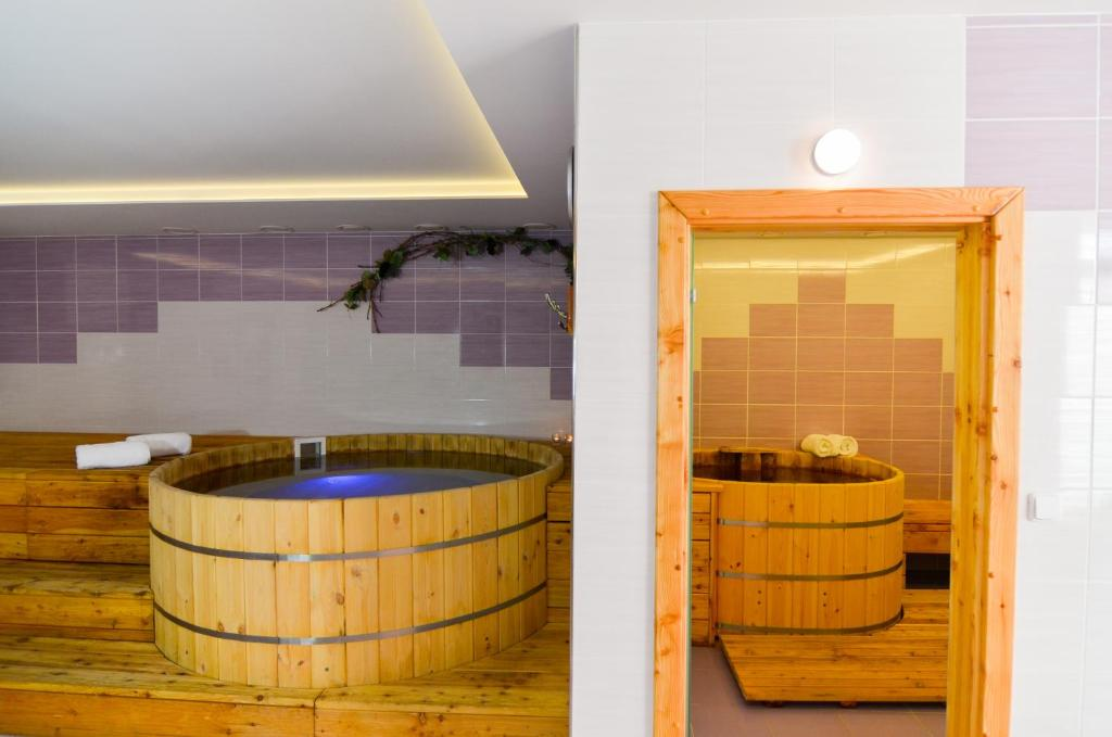 Special Offer - Double Room with Wellness Package Vinarna a Pension U Langru
