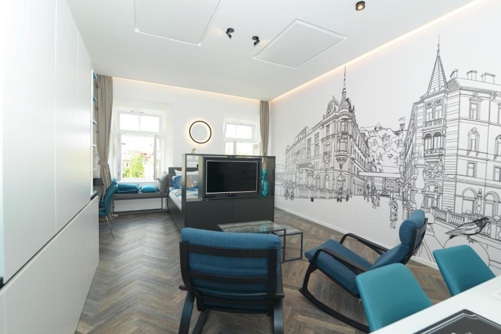RIVER SIDE CENTRAL MARKET - Eclipse superior apartment