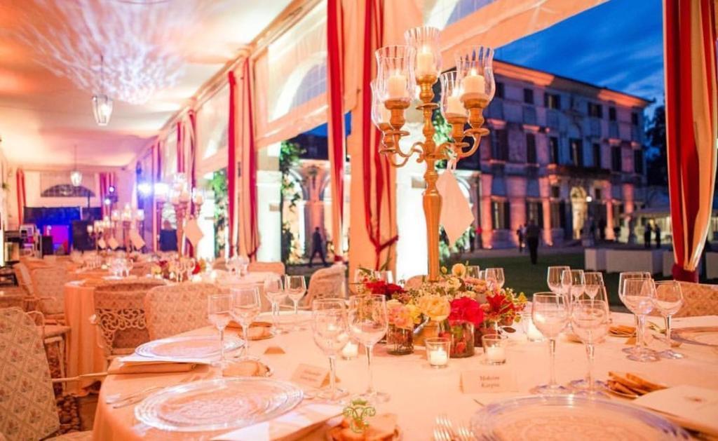 Villa Condulmer Hotel Restaurant