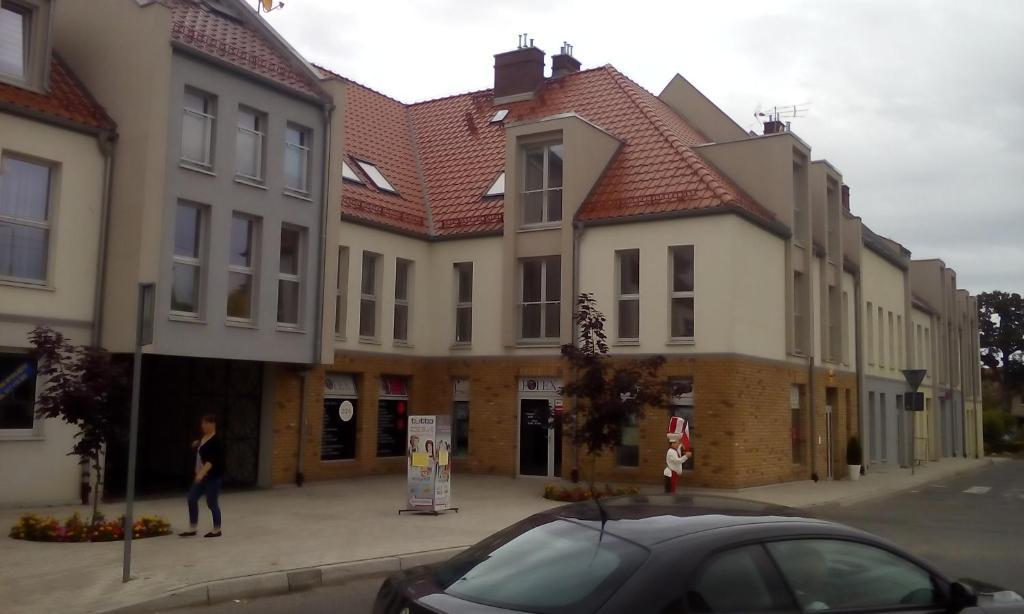 noclegi Kamień Pomorski Kama Apartament Kamień Pomorski