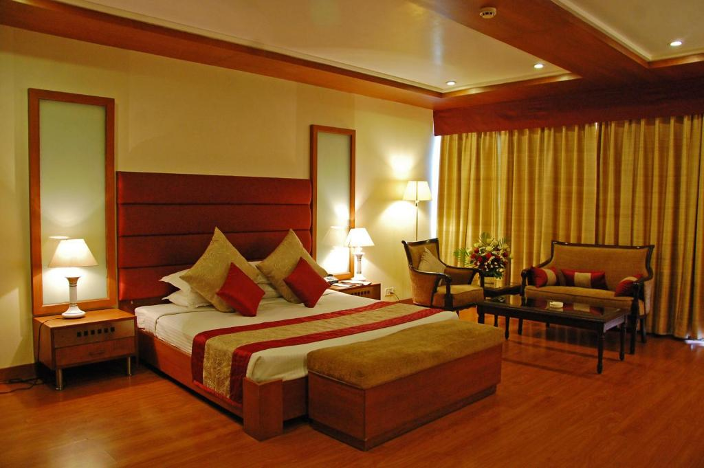 Standard Double or Twin Room Hotel Shivalikview