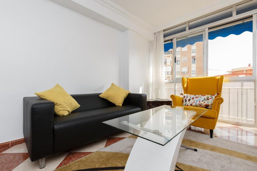 Appartement centre ville Malaga