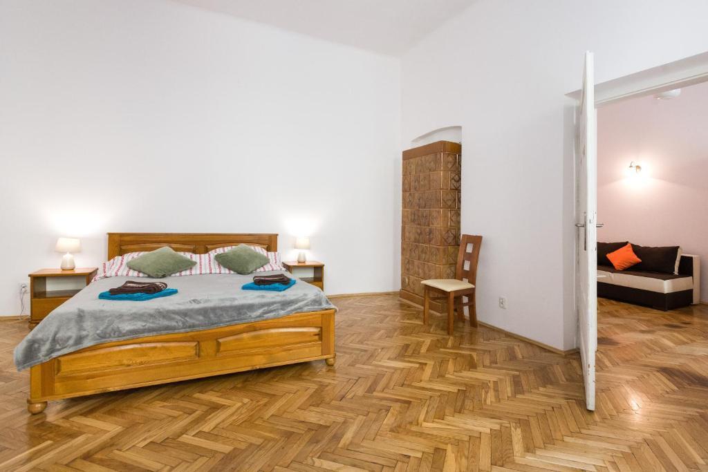 noclegi Kraków Quiet Old Town Apartment