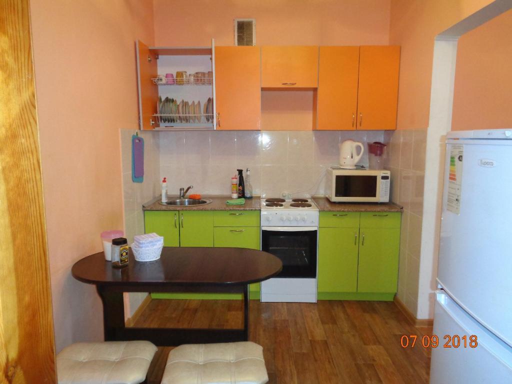 2-комнатная в Центре Томска