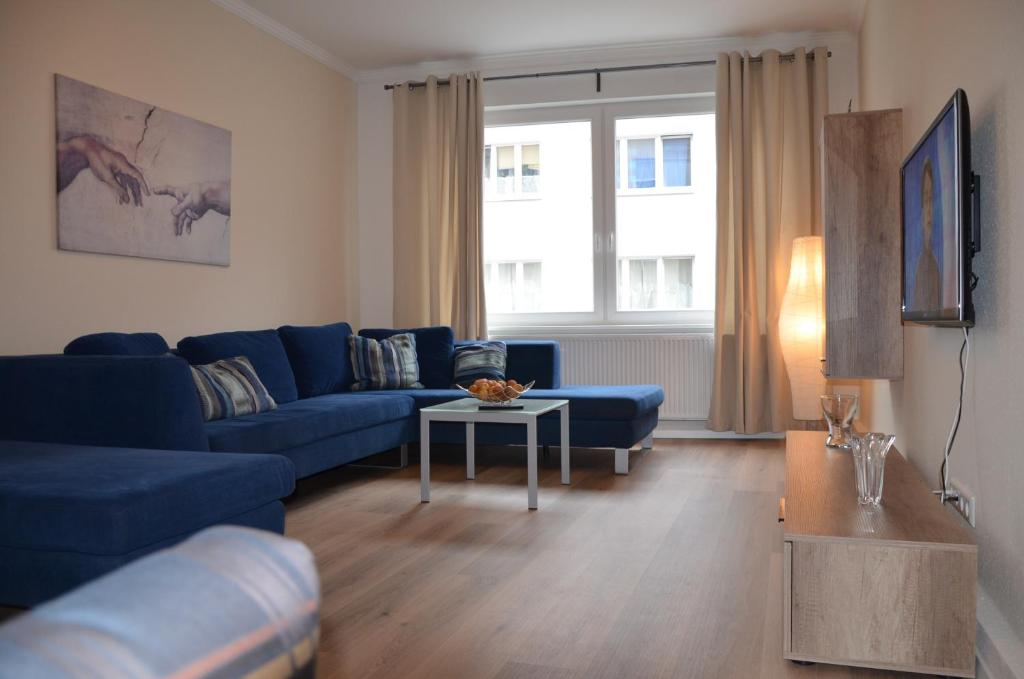 Moderne Appartement Hannover Centrum - City Flat HbF