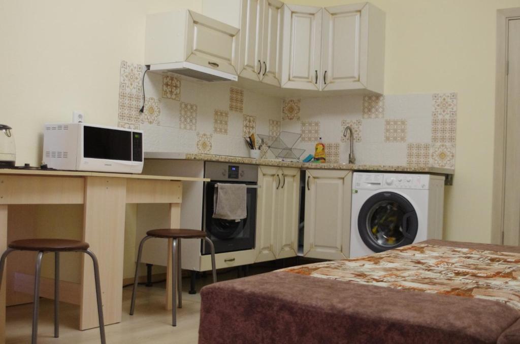 Apartment on Boulevard Mendeleeva
