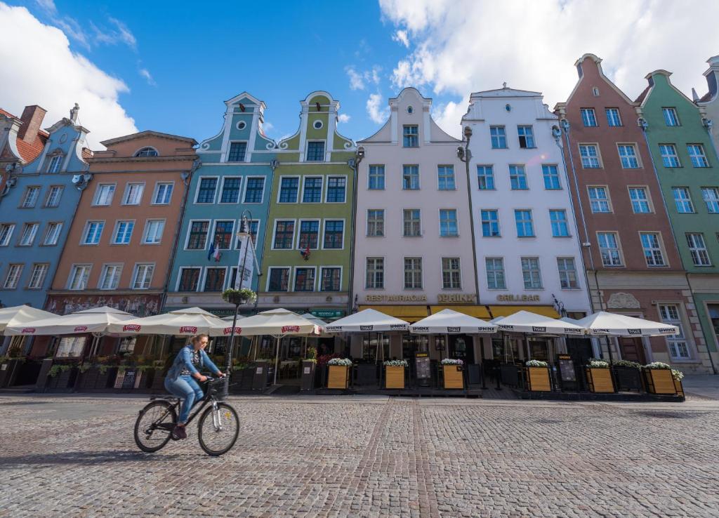 noclegi Gdańsk Holland House Residence Old Town