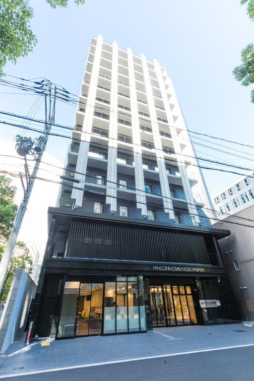 Sanco Inn Osaka Yodoyabashi