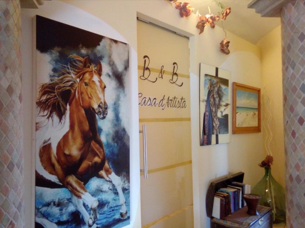 Casa d' Artista B&B bild2